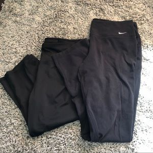 Bundle of 2 yoga pants